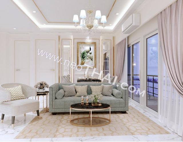 Паттайя, Квартира - 66.5 м²; Цена продажи - 7.500.000 бат; Empire Tower Pattaya