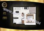 Grand Solaire Pattaya - Квартира 8366 - 3.940.000 бат