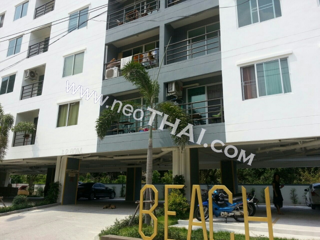 Jomtien Beach Mountain Condominium 6 Паттайя