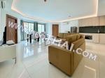 Недвижимость в Тайланде: Квартира в Паттайе, 3 комнаты, 84 м², 3.150.000 бат
