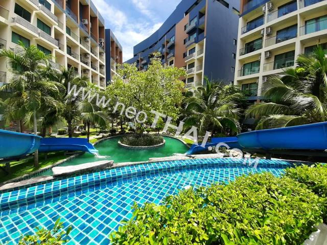 Паттайя, Квартира - 36 м²; Цена продажи - 1.590.000 бат; Laguna Beach Resort Jomtien 2