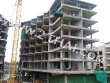 04 октября 2012 Modus Beachfront Condominium - фото со стройплощадки
