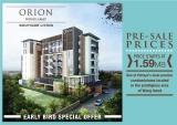 19 октября 2013 Начаты продажи Orion Wong Amat - квартиры на престижном пляже Вонгамат от 1,590.000 бат