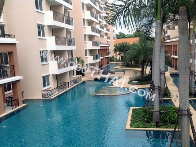 Paradise Park - Аренда недвижимости, Паттайя, Тайланд