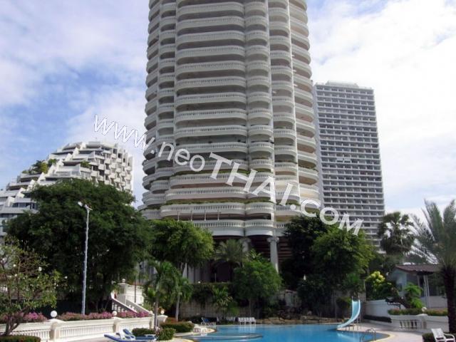 Park Beach Condominium Паттайя