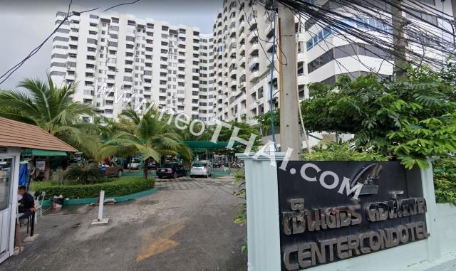 Pattaya Center Condo