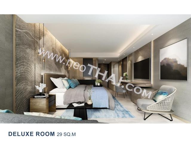 Паттайя, Квартира - 29 м²; Цена продажи - 4.150.000 бат; Ramada Mira North Pattaya