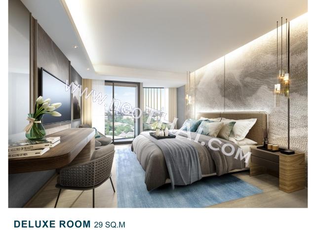 Паттайя, Квартира - 29 м²; Цена продажи - 4.100.000 бат; Ramada Mira North Pattaya