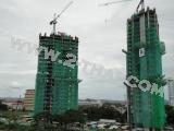 19 сентября 2011 Reflection Jomtien Beach, Паттайя - фотоотчет строительства проекта