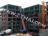 10 ноября 2011 Новости строительства кондоминиума Seacraze, Хуа Хин