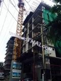 05 июня 2014 Serenity Wongamat Condo- фото со стройки