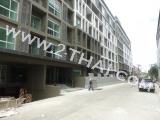 07 августа 2012 The Gallery Condominium, Pattaya - текущее состояние проекта