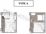 Паттайя, Квартира - 30 м²; Цена продажи - 1.990.000 бат; The IVY Jomtien