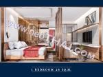The Luciano Pattaya - Квартира 8707 - 2.880.000 бат