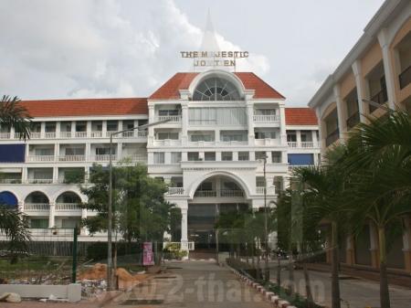 The Majestic Jomtien Condominium Паттайя