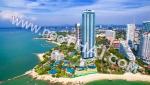 Недвижимость в Тайланде: Квартира в Паттайе, 1 комната, 40 м², 4.190.000 бат