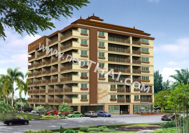 The Paradise Residence Condo Паттайя