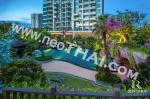 Паттайя, Квартира - 35 м²; Цена продажи - 3.050.000 бат; The Riviera Wongamat Beach