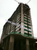 04 октября 2015 The Trust Condo North Pattaya - фото со стройплощадки