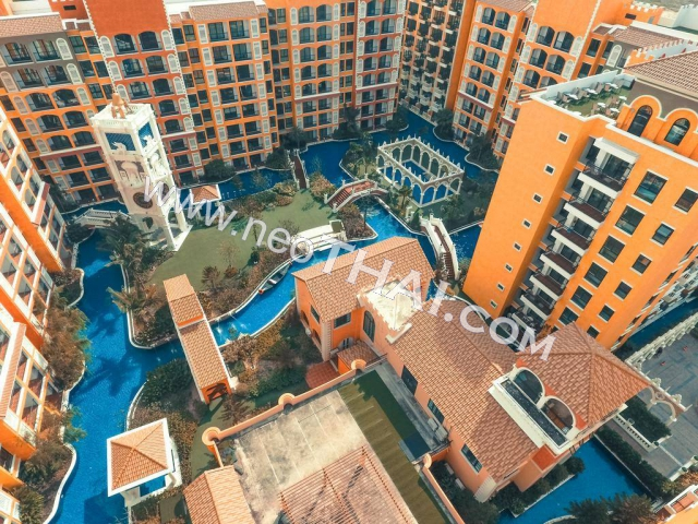 The Venetian Signature Condo Resort Pattaya