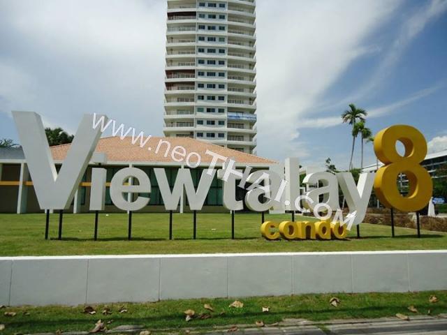Viewtalay Marina Beach Condominium 8 Паттайя