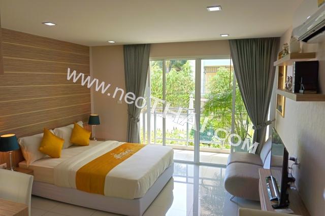 Паттайя, Квартира - 29 м²; Цена продажи - 2.250.000 бат; Whale Marina Condo