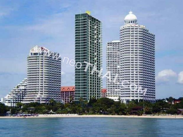 Wongamat Tower Паттайя